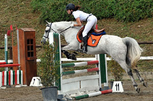 Cashelbay Clancy ad Alpignano, luglio 2014